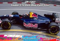 Sauber C14 Dark Blue Paint 60ml