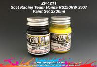 Scot Racing Team Honda RS250RW 2007 Paint Set 2x30ml