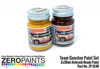 Team Gunston Paint Set 2x30ml