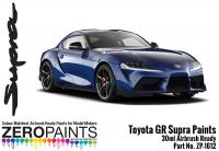 Toyota GR Supra Deep Blue Paint 30ml