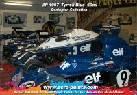 Tyrrell Blue Paint 60ml