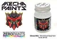 Ultimate White	 30ml - Mecha Paint