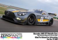 Mercedes AMG GT3 Metallic Grey (Matt) Paint 60ml