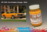 Ford Grabber Orange Paint 60ml