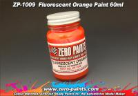Fluorescent Orange Paint 60ml