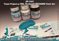 Team Project u Honda RS250RW Paint Set 3x30ml