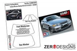 1:24 Nissan Skyline R32 GT-R Window Painting Masks (Tamiya)