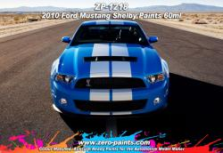 2010 Ford Mustang Shelby Paints 60ml