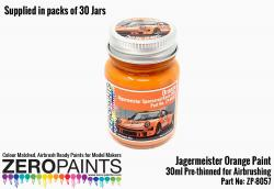 30ml Jagermeister Orange - Bulk Pack 30 Jars