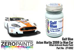 Aston Martin Le Mans Gulf Blue Paint 60ml