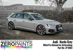 Audi RS - Nardo Grey Paint 60ml