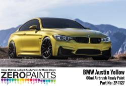 BMW Austin Yellow Paint 60ml