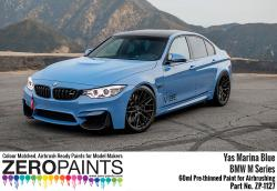 BMW Yas Marina Blue Paint 60ml