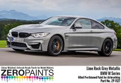 BMW Lime Rock Grey Metallic Paint 60ml