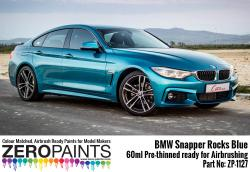 BMW Snapper Rocks Blue Pearl Paint 60ml