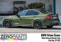 BMW Urban Green Paint 60ml