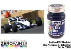 Brabham BT52 Blue Paint 60ml