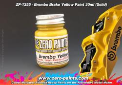 Brake Caliper Yellow Paint 30ml