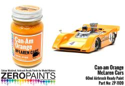 Can-Am Mclaren Orange Paint 60ml