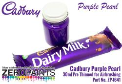 Cadbury Purple Pearl Paint 30ml