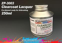 Clearcoat, Lacquer | Zero Paints | Model Paint | Airbrush Paint
