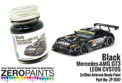 Black - Mercedes-AMG GT3 LEON CVSTOS Paint 30ml