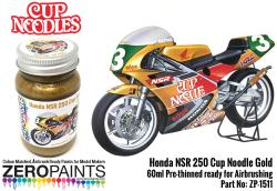 Honda NSR 250 Cup Noodle Gold Paint 60ml