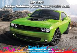 Dodge Sublime (Pearl Green) Paint 60ml