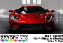 Ford GT Liquid Red Paint 60ml