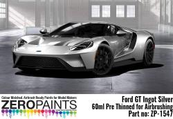 Ford GT Ingot Silver Paint 60ml
