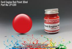 Ford USA Red Engine Paint 30ml