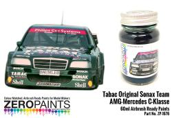 Tabac Original Sonax Team AMG-Mercedes C-Klasse Paint 60ml