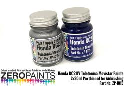 Honda RC211V Telefonica Movistar Paints 2x30ml