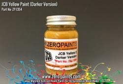 JCB Yellow (Darker) Paint 60ml