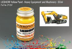 Liebherr Yellow Paint 60ml
