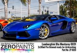 Lamborghini Blu Monterey Paint Set 2x30ml