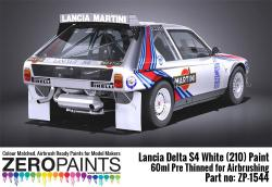 Lancia Delta S4 Rally 1986 Monte Carlo Rally White (210) Paint 60ml