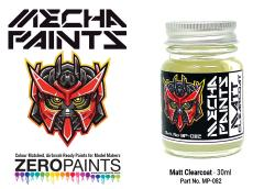 Matt Clearcoat 30ml - Mecha Paint
