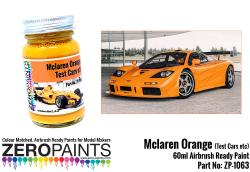 Mclaren Orange Paint 60ml