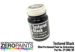 Black Textured Paint - 30ml (Engines, Interiors etc)