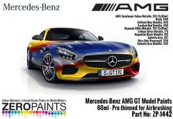 Mercedes-AMG GT Paints 60ml