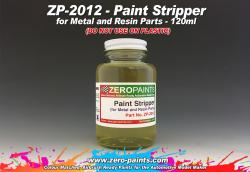 Paint Stripper (for Metal and Resin) 120ml