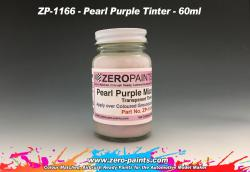 Pearl Purple Mica Transparent Tinter Paint 60ml