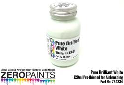 Pure Brilliant White Paint (Similar to TS26) 120ml