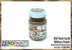 RAF Dark Earth BS450 Paint 30ml