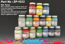RAL Paints 60ml