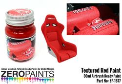 Red Textured Paint 30ml