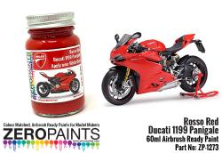 Rosso Red Paint for Ducati 1199 Panigale S 60ml
