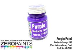 Purple Paint 30ml - Similar to Tamiya X-16