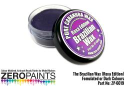 The Brazilian Wax (Roxa Edition) - (Pure Carnauba Wax) For Dark Colours